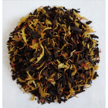 Thé Pu-Erh Les Rivières Pourpres - Greender's Tea