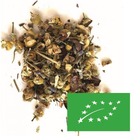 Infusion détente Bio - Greender's Tea