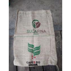 Sac à café en Toile Jute - Brésil Santos
