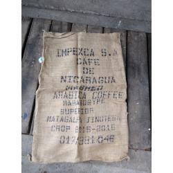 Sac à café en Toile Jute - Nicaragua