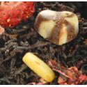 Thé noir Charlotte au Chocolat et Fraise - Greender's Tea