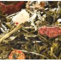 Thé vert Pêche et Ananas - Greender's Tea