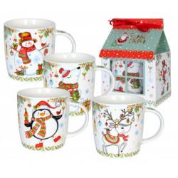 Mug de Noël en boite cadeau