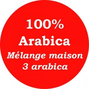 Café mélange maison 3 arabica