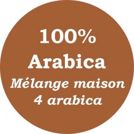 Café arabica (4 arabica)