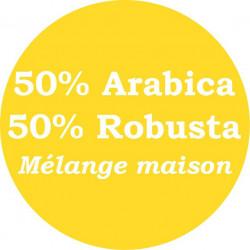 Café arabica-robusta (50-50)
