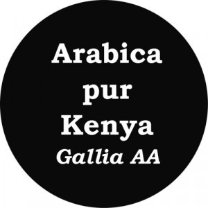 Café Kenya plantation Gallia (AA)