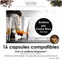 café Costa Rica en capsule