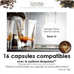 Café mélange Blend10