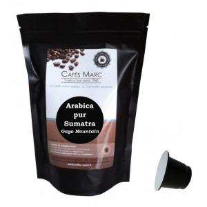 Café Sumatra Gayo Mountain en capsules