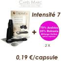 Lot de capsules + café expresso 75/25