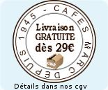 Livraison gratuite en France avec Colissimo