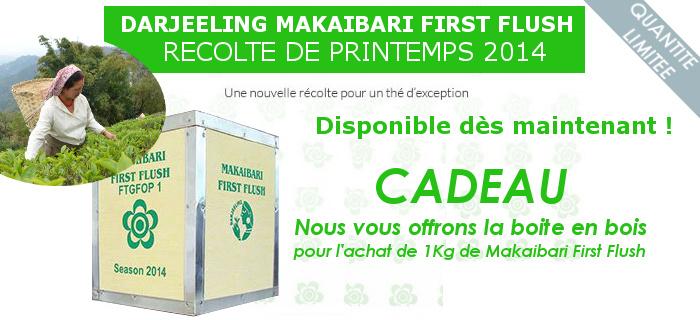 Makaibari first flush2014 Disponible