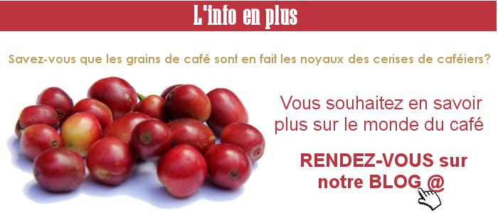 l'info en plus : retrouvez le monde du café sur notre blog